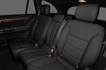 Mercedes R350 Interior
